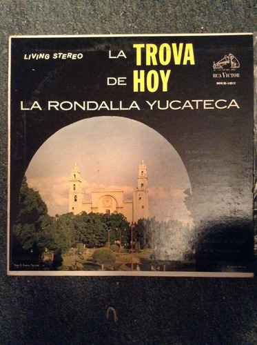 lp rondalla yucateca