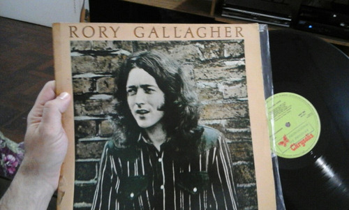 lp rory gallagher - calling card