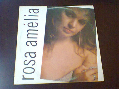 lp rosa amélia - 1988
