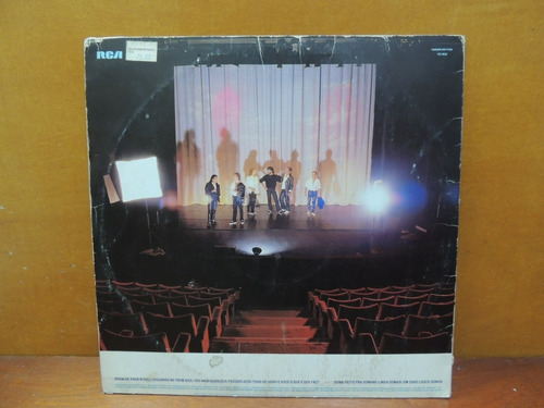 lp roupa nova - 1985 - dona - sonho - show de rock'n roll