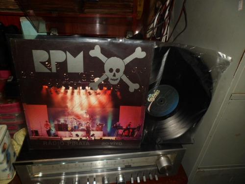 lp rpm ao vivo