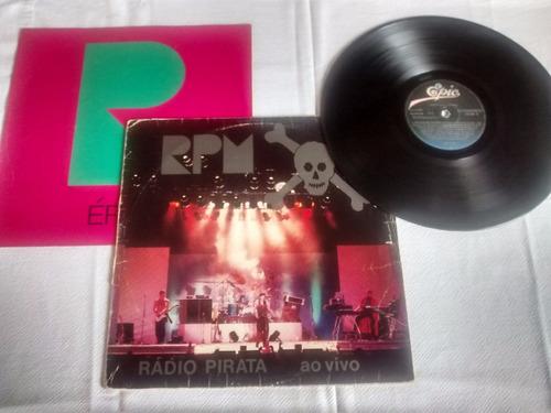 lp rpm - rádio pirata ao vivo