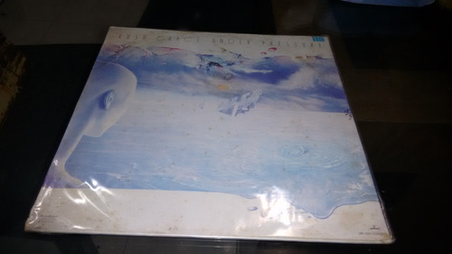 lp rush grace under pressure en formato acetato,long play