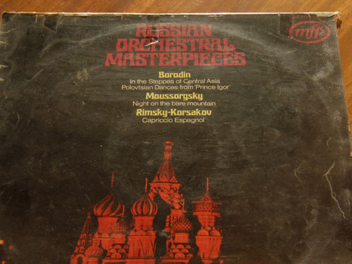 lp russian orchestral masterpieces royal philarmonic orchest