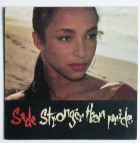 lp sade stronger than pride 1988