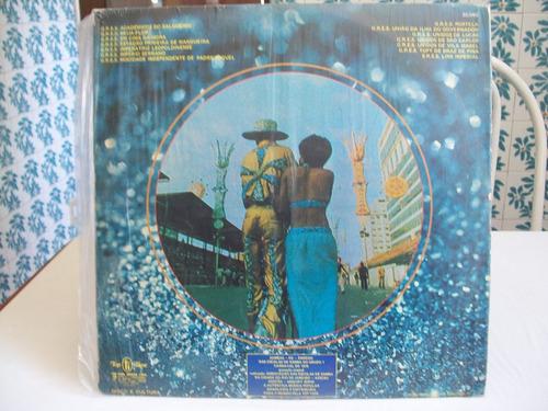 lp. samba de enredo rio carnaval 1976 frete grátis !