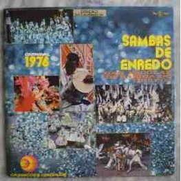 lp sambas de enredo de 1976 top tape