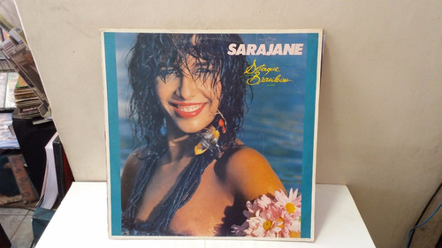 lp sarajane sotaque brasileiro + enc.1989 ja 77