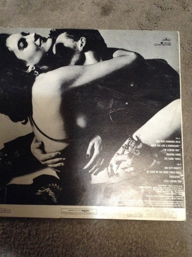 lp scorpions love at first sting