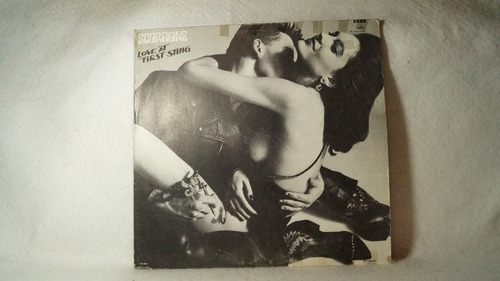 lp scorpions / love at first sting