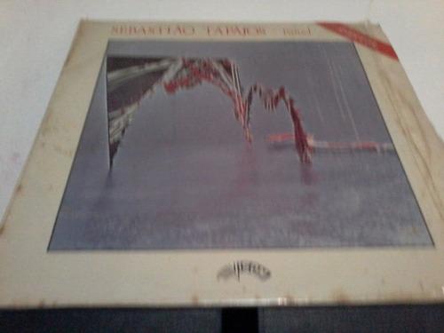 lp sebastião tapajós 1986 painel instrumental mpb