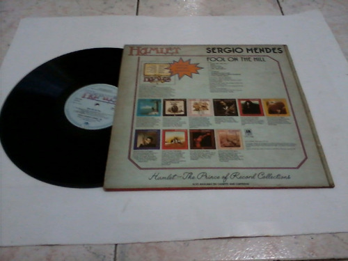 lp - sergio mendes & brasil 66 - the fool on the hill (imp)