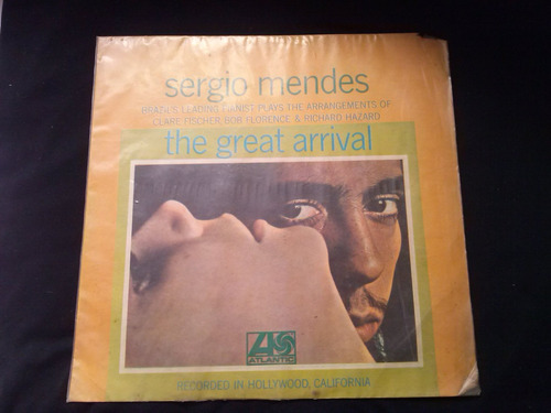 lp sergio mendes the great arrival
