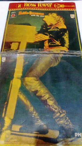 lp serie rock power, keith emerson with the nice