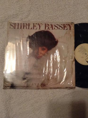lp shirley bassey