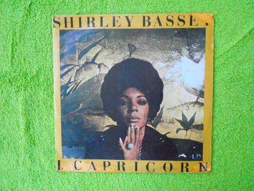 lp shirley bassey i, capricorn
