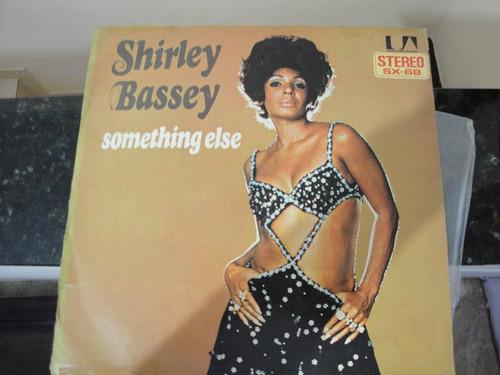 lp shirley bassey something else.
