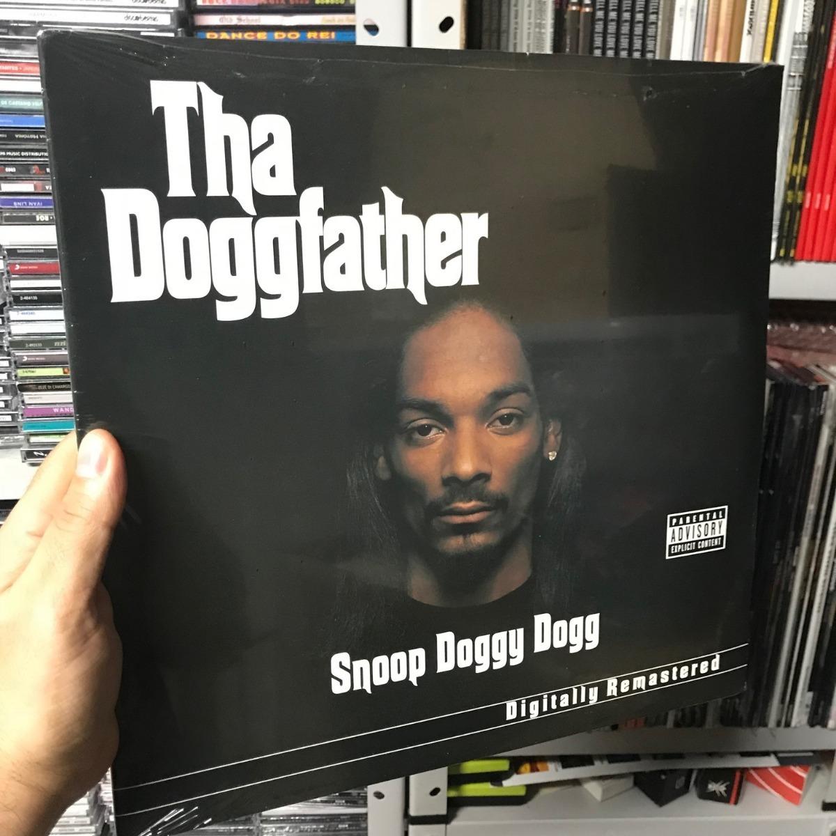 Lp Snoop Dogg - Tha Doggfather Vinyl Duplo Importado Lacrado