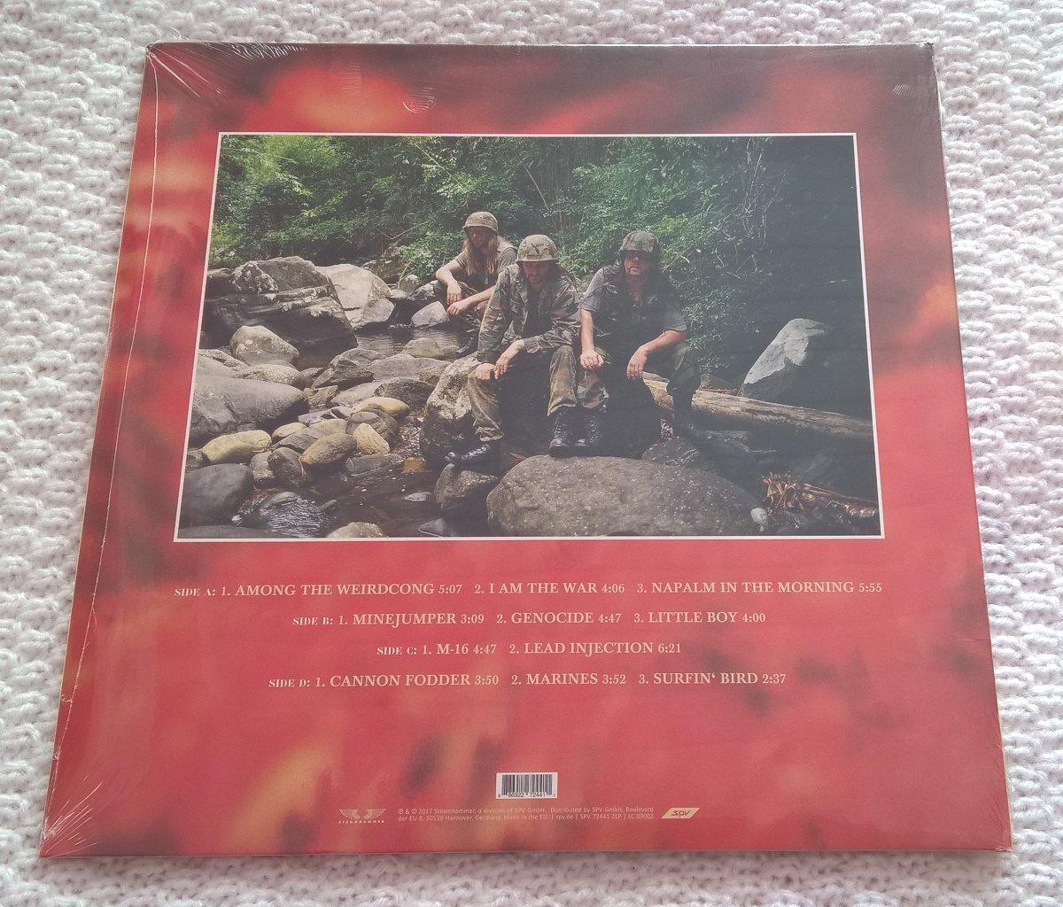 Lp Sodom M16 Duplo Orange Marbled Vinyl + Cd Pronta Entrega