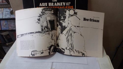 lp sonny stitt winth art blakey jazz messenger 1978 + enc.ja
