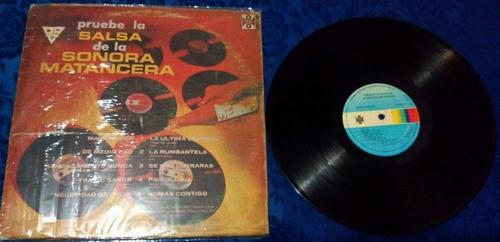 lp sonora matancera traigo sabor vinilo 1978