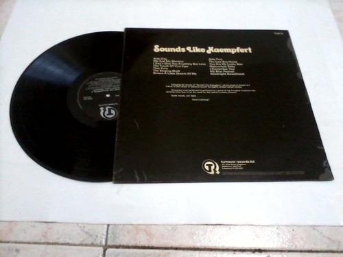 lp sounds like kaempfert -volume 2. . frete grátis