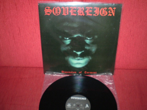 lp sovereign - dimension of torment sarcofago mayhem
