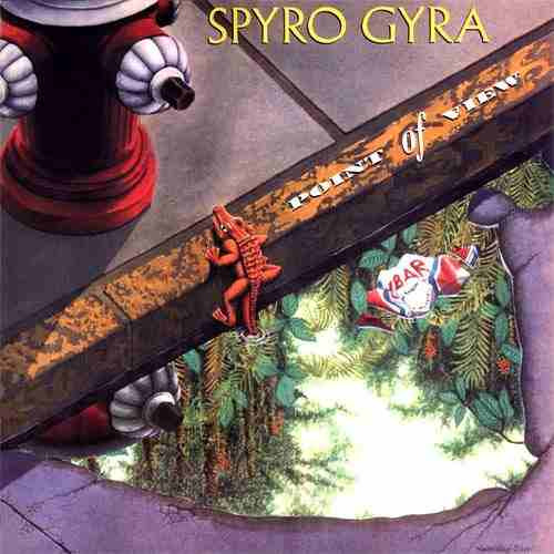 lp spyro gyra point of view mca records 1989 nacional