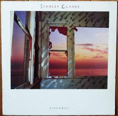 lp - stanley clarke - hideaway - classic rock