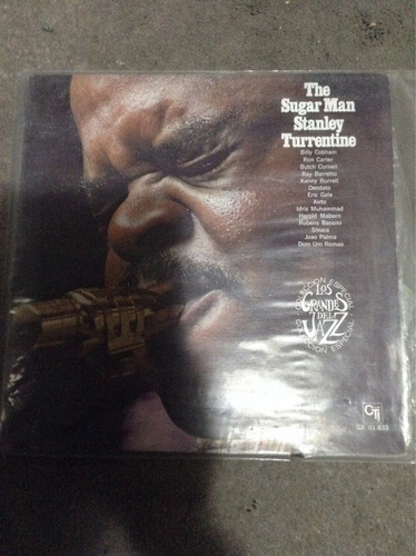 lp stanley turrentine