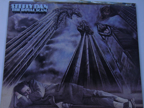 lp steely dan the royal scam