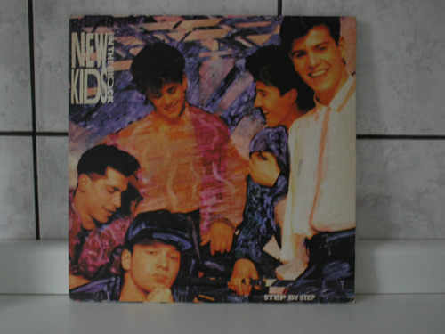 lp step by step - new kids on the block