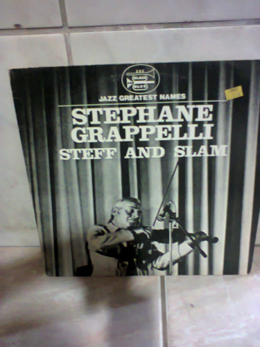 lp stephane grappelli steff and slam