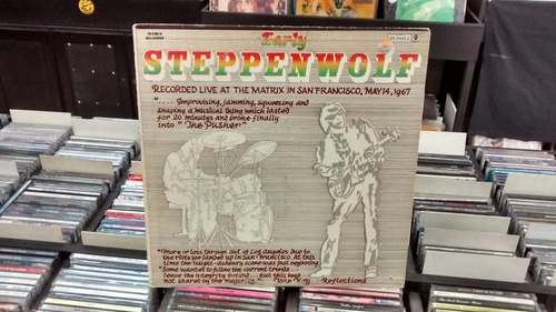 lp - steppenwolf - early live at the matrix, 1967 - imp -