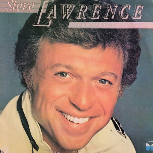 lp steve lawrence ( take it on home )
