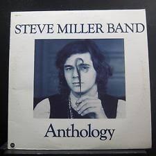 lp steve miller band - anthology - 2 lps album