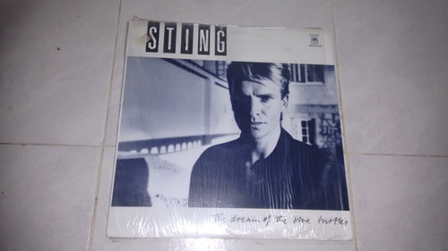lp sting the dream of the turtles formato acetato,long play