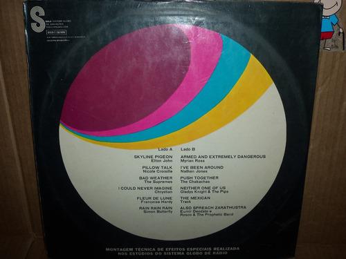 lp sua paz mundial sonzão jovem 1973 montagens e efeitos som