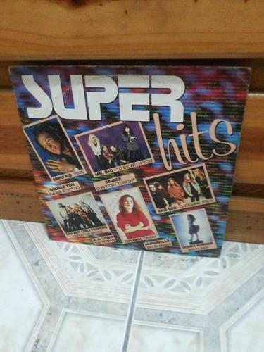 lp - super hits - vol 1  - 1992