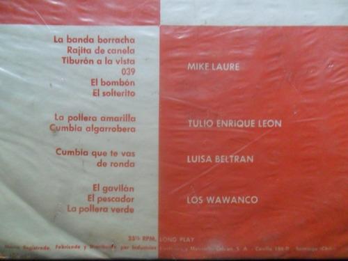 lp supercumbias mike laure, los wawanco y otros (2)
