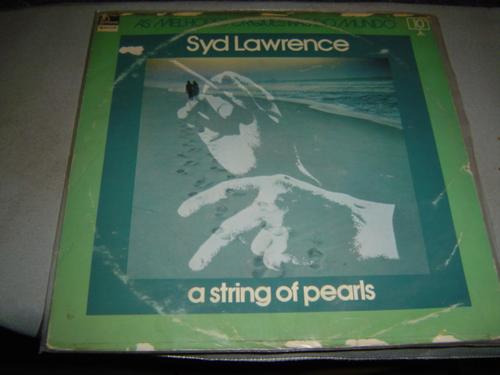 lp syd lawewnce orchestra - a string of pearls