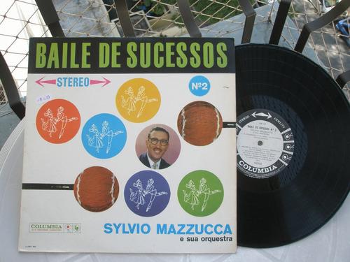 lp.   sylvio mazzucca  -  baile de sucessos nº.. 2  -  1961