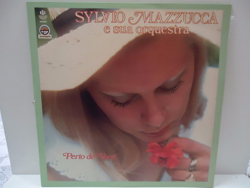 lp sylvio mazzucca- perto de você- rge- 1985