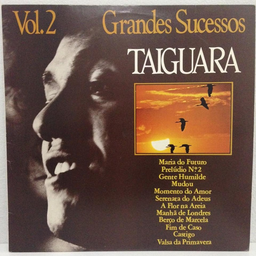 lp taiguara (vol 2) hbs