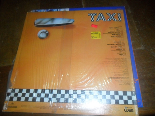 lp taxi rock para bailar sabo romo