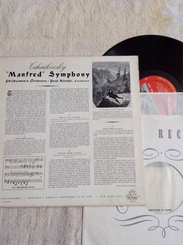 lp tchaikovsky manfred symphony