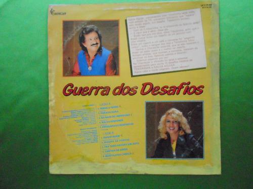 lp teixeirinha/nalva aguiar p/1984-gerra dos desafios