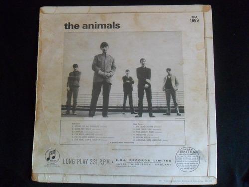 lp the animals