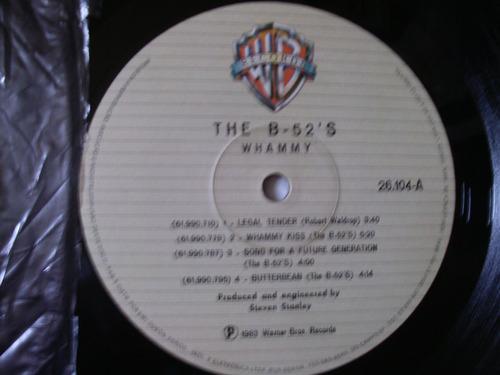 lp the b-52 s - whammy - 1983