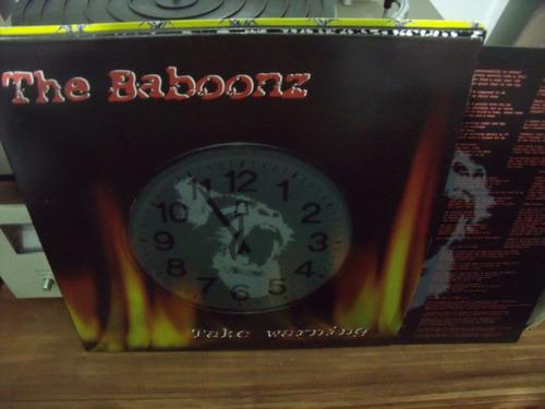 lp - the baboonz - take warning